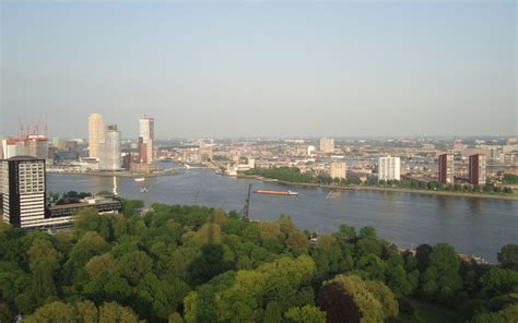 Rotterdam - Skylines and views from Euromast