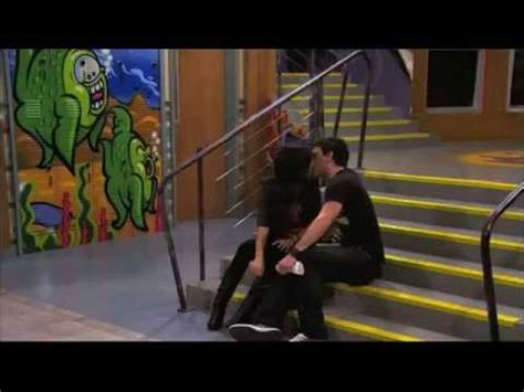 Victorious My First Kiss - YouTube
