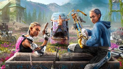 Far Cry New Dawn (PS4) Review - New Expeditions