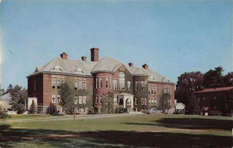 The Central NY School for the Deaf Rome, NY Postcard