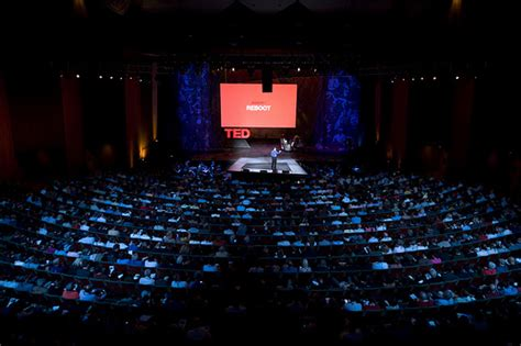 Go behind the scenes of a TEDTalk   TED Blog