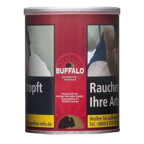 Buffalo Red (American Blend) Dose 150g