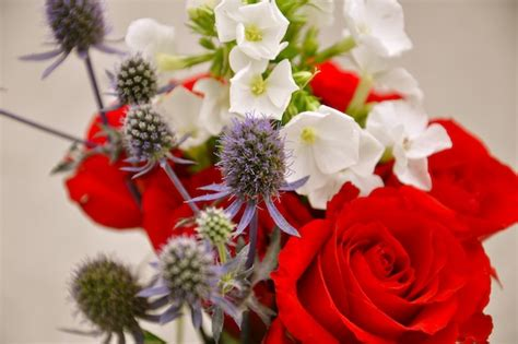 July 4th Flowers Ideas — Decorating for Independence Day