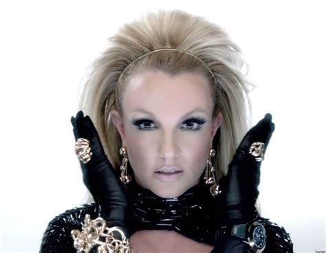 Britney Spears Makes Hot Style Comeback In 'Scream & Shout