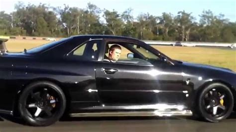 HSV VF GTS at settle the score sep- 2015 - YouTube