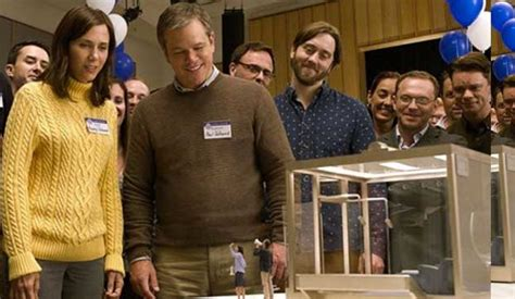 Get small with the first full teaser trailer for Downsizing