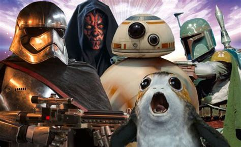 Star Wars legends who had hardly any screen time