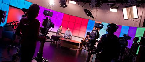 Film and Television Production BA (Hons) - University of