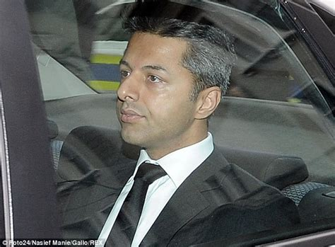 How Shrien Dewani used Gaydar to trawl for group sex with