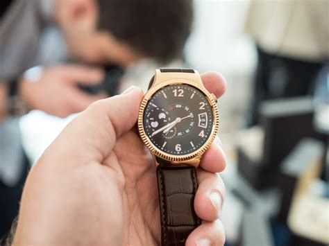 A fresh look at the Huawei Watch   Android Central