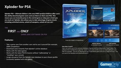 PC Download - Xploder PS4 Ultimate Edition (Software) PEGI