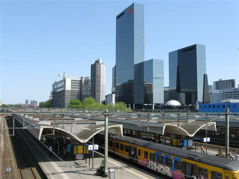 Rotterdam Centraal railway station - Public Building in