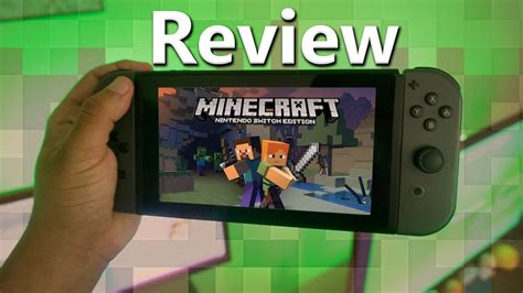 Minecraft: Nintendo Switch Edition Review   Worth Getting