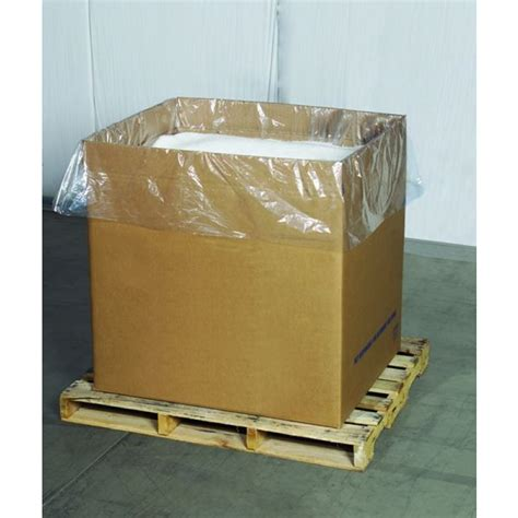 Gaylord Box Heavy Duty Poly Bag Liners - CF Recycler Supply