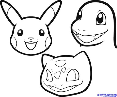 3d Pokemon Drawing at GetDrawings | Free download