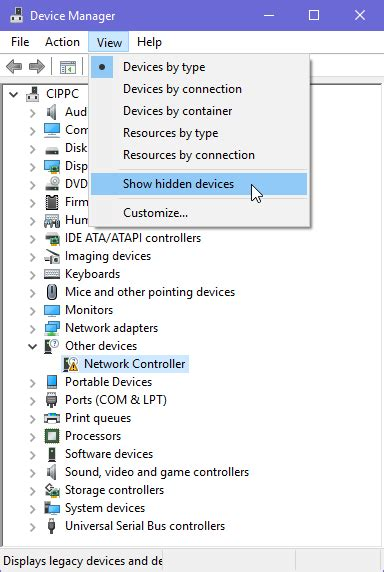 7 things you can do with the Device Manager from Windows