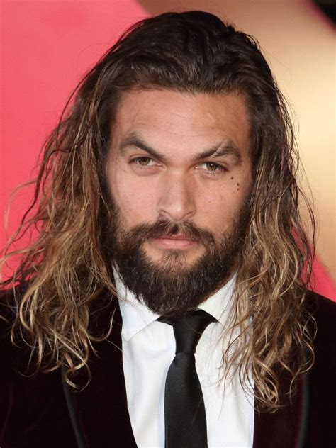 Jason Momoa Tops the List of 100 Most Handsome Faces, 2018