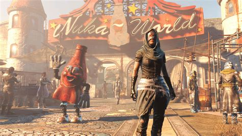 Check out Fallout 4's final DLC in commentated Nuka-World