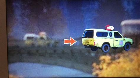 Pizza Planet Truck in Pixar Movies (1995-2015) - YouTube
