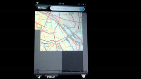 [iPhone][Test] City Maps 2Go (to go) : Une appli GPS hors