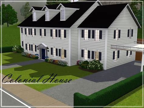 amykennedy's Colonial House