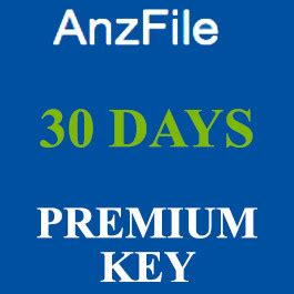 Anzfile 30 days code