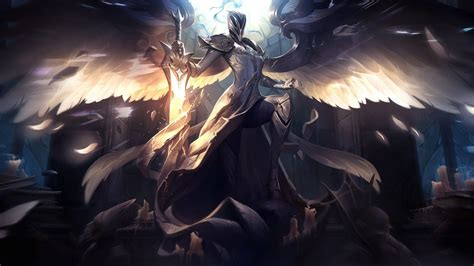 League of Legends: The Future of Kayle