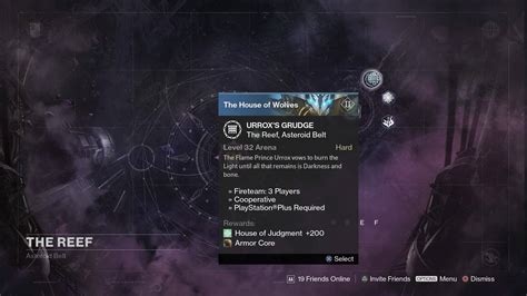 Destiny weekly reset for November 17 – Court of Oryx