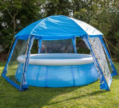 Swimming Pool Summer House - Mobile Pool Enclosures