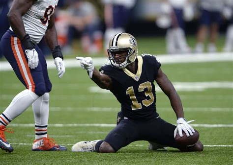 Michael Thomas added to injury report with hamstring injury