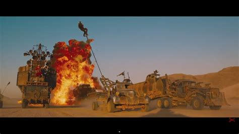 Mad Max: Fury Road Official Final Trailer: Video News