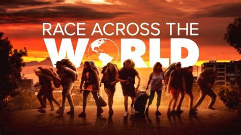 Apply for Race Across The World: Applications for series 3