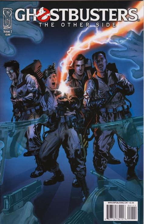 Ghostbusters | Comic Book Series | FANDOM powered by Wikia