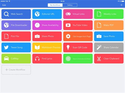 Workflow Review: Integrated Automation for iOS 8 - MacStories