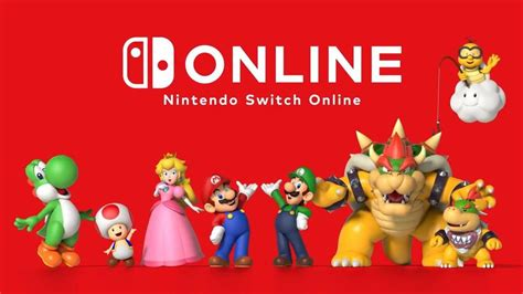 Nintendo Switch Online: Your guide to the paid