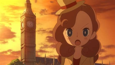 Layton's Creator On Real-World Puzzle Solving And His Love
