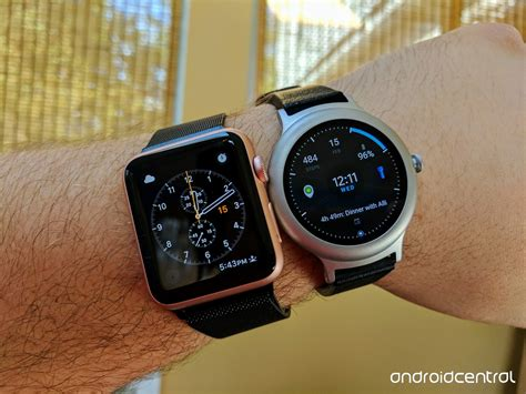 LG Watch Style vs Apple Watch: which is the best