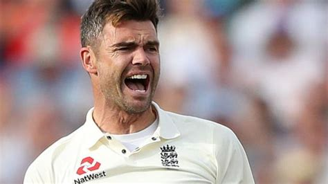 James Anderson: The numbers behind Test cricket's most