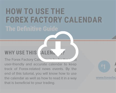 How to Use the Forex Factory Calendar in 2020: The