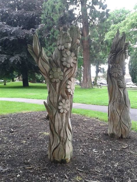 17+ ideas about Chainsaw Carvings on Pinterest   Wood