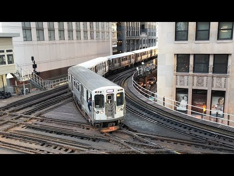 Chicago Transit Authority marks 125 years of 'L' train