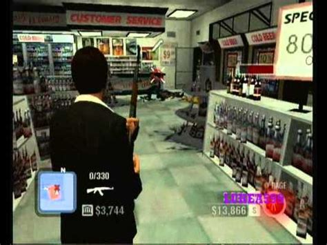 Bam Margera in Scarface the Game - YouTube