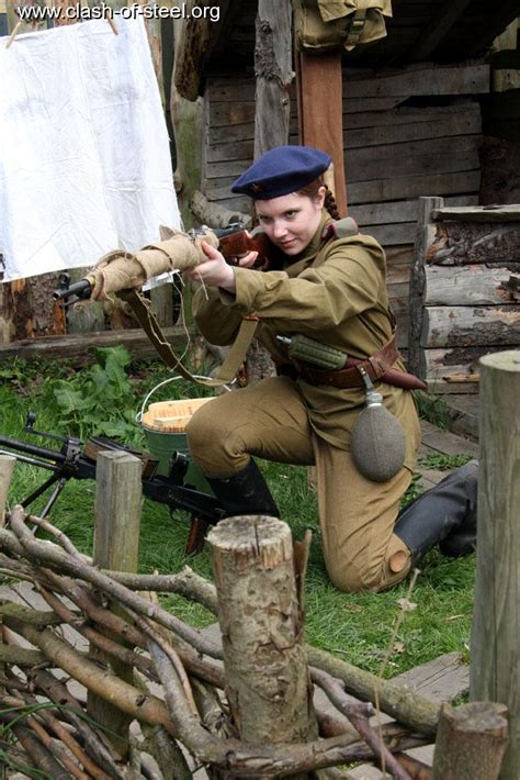 Clash of Steel, Image gallery - WW2 Russian 13th Guards
