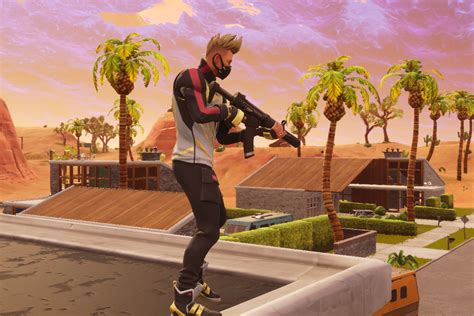 Fortnite update notes: building buffed, SMGs nerfed in