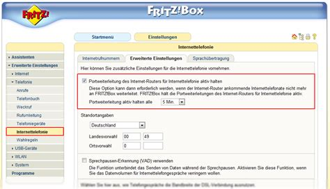 Configuring AVM FritzBox as a Firewall with 3CX Phone System