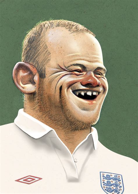 Football Caricatures are Awesome (Gallery)   FOOTY FAIR