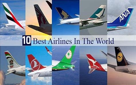 10 best airlines in the world - Education Today News
