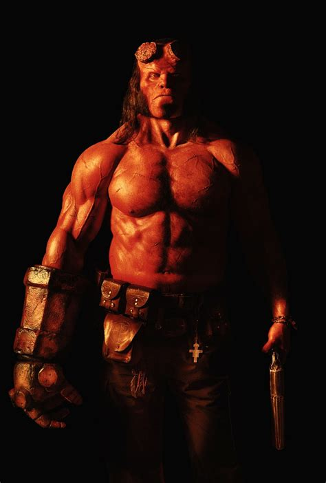 Hellboy   Animated Video Games Muscle Wikia   FANDOM