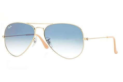 Ray-Ban RB 3025 001/3F in gold