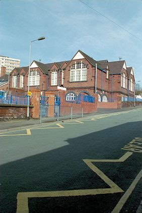 Listed Buildings in Stoke-on-Trent